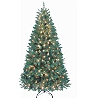 Kurt Adler 7ft. Pre-Lit Point Pine Tree