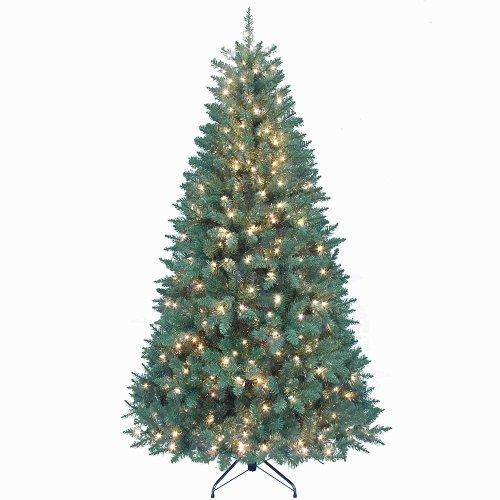 kurt-adler-pre-lit-point-pine-tree-7-feet