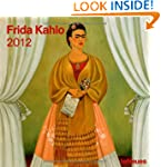 2012 Frida Kahlo Wall Calendar
