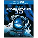 IMAX: Space Station (Single Disc Blu-ray 3D / Blu-ray Combo)