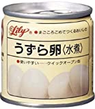 リリー うずら卵 6個入り×6個