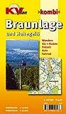 Braunlage und Hohegeiß: 1:10.000 Stadtplan mit Freizeitkarte 1:25.000