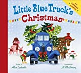 img - for Little Blue Truck's Christmas[LITTLE BLUE TRUCKS XMAS-BOARD][Board Books] book / textbook / text book