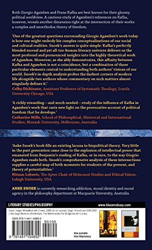 Agamben's Joyful Kafka: Finding Freedom Beyond Subordination