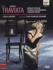 Verdi: La Traviata [DVD] [2012]