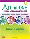 img - for All-in-One Nursing Care Planning Resource: Medical-Surgical, Pediatric, Maternity, and Psychiatric-Mental Health, 4e (All in One Care Planning Resource) book / textbook / text book