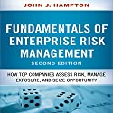 Fudamentals of Enterprise Risk Management, Second Edition: How Top Companies Assess Risk, Manage Exposure, and Seize Opportunity (       UNABRIDGED) by John J. Hampton Narrated by Steven Menasche