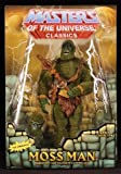 Toy - Masters of the Universe Classics - MOSS MAN unflocked ears