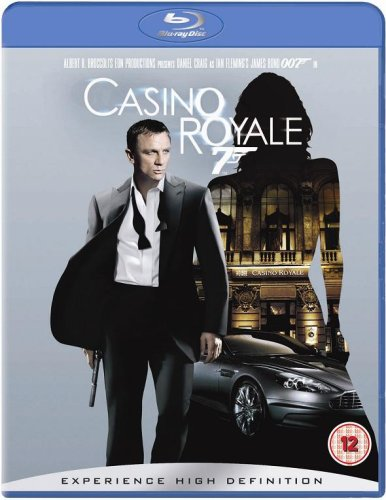 Casino Royale [Blu-ray] [2007][Region Free]
