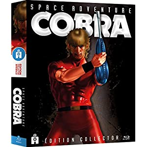 Cobra - Intégrale Collector [Blu-ray] [Édition Collector Remasterisée]