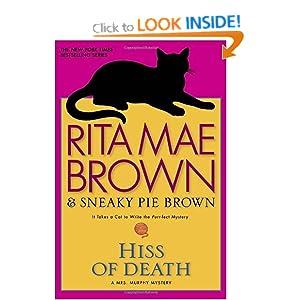Hiss of Death - Rita Mae Brown