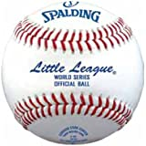Spalding 41-002 Little League Baseball (Sold by the DZ.)