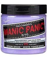 manic panic(マニックパニック) マニックパニックヘアカラー ヴァージンスノー MC11033 118ml