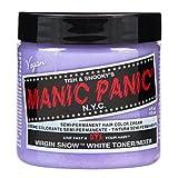 マニックパニック カラークリーム ヴァージンスノー ランキングお取り寄せ
