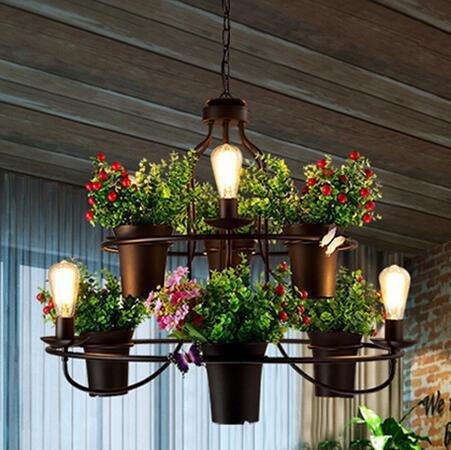 llyy-kunst-kronleuchter-topf-pflanzen-skandinavischen-wohnzimmer-beleuchtung-esszimmer-leuchtet-krea