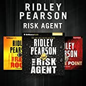 Ridley Pearson - Risk Agent Series: The Risk Agent, Choke Point, The Red Room | Ridley Pearson