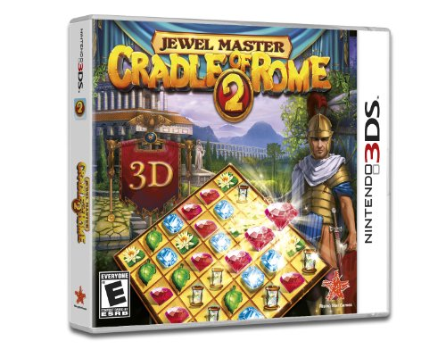 Cradle of Rome 2 - Nintendo 3DS - 1