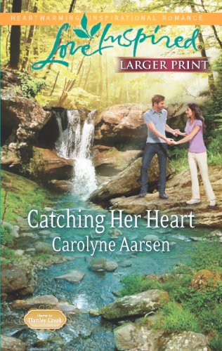 Catching Her Heart (Love Inspired (Large Print))
