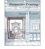 img - for Perspective Drawing by Auvil,Kenneth. [1996,2nd Edition.] Paperback book / textbook / text book