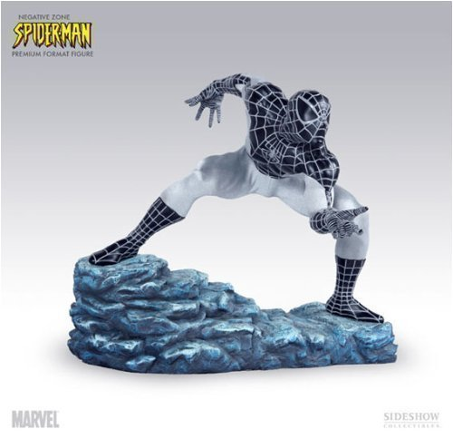 Buy Low Price Sideshow MARVEL Polystone Collectibles: Negative Zone Spider-Man Premium Format Figure Sideshow Collectibles! (B001M4SKRS)