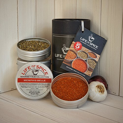 life-of-spice-gourmet-rub-gift-collection-gift-set-of-5-life-of-spice-rubs-40g-30g-each