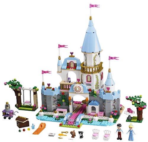 LEGO 乐高 Disney Princess系列 41055 灰姑娘的浪漫城堡 $56.99(约¥460)图片