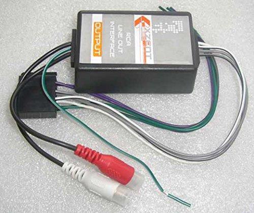 XZENT XT7012 Preout-Adapter N-XT7012-RCA
