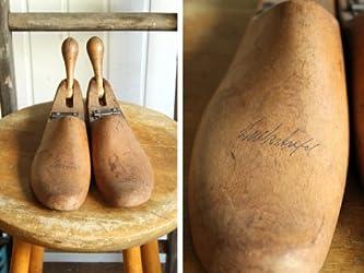 英国(イギリス)アンティーク◇古いシューモールド/シューツリー/靴型(a0800173-2)