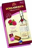 Schladerer Himbeergeist Filled Milk Chocolate, Raspberry Brandy, 4.5 Ounce