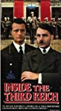 Inside the Third Reich [VHS]