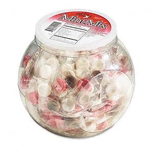 Office Snax Mint Mix, 375 Pieces, Assorted Flavors SKU-PAS934078