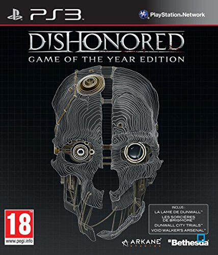 Dishonored Game of The Year [Edizione: Francia]