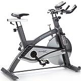 Skandika Indoor Cycle Triathlon Pro Mars, grau, 120 x 50 x 125 cm, SF-1160