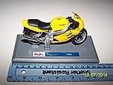 Triumph Tt600 Tt 600 Gelb Yellow 1/18 Maisto Modellmotorrad Modell Motorrad
