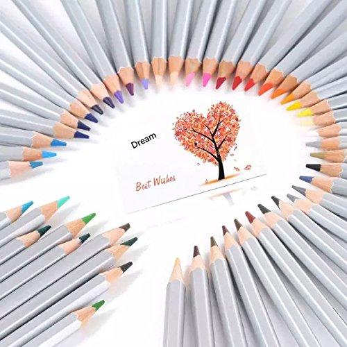 Dream 36 Assorted Colors Premium Art Colored Pencils Soft