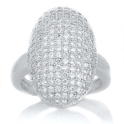 Laura'S Cz Diamond Vampire Inspired Wedding Ring