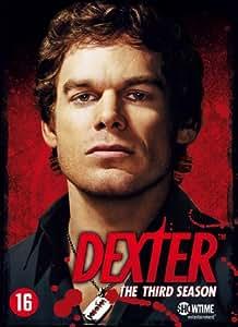 Dexter, saison 3 - Coffret 4 DVD [Import belge]