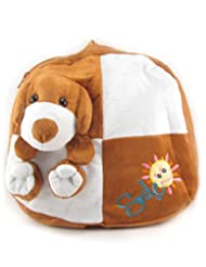 Tickles Brown Cute Dog Bag Stuffed Soft Plush Toy Love Girl 30 Cm