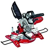Einhell UK 4300295 1600W Compound Mitre Saw with 5000rpm Cutting