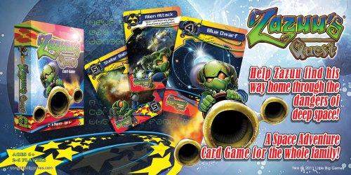 Zazuu's Quest Card Game - 1
