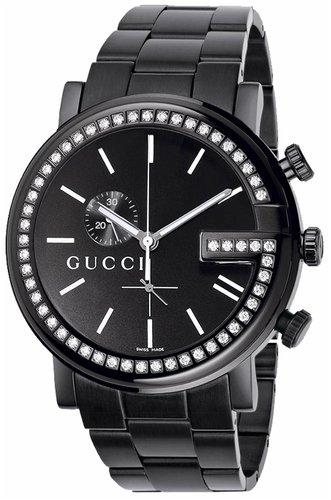 Gucci Men's YA101340 G Chrono Watch