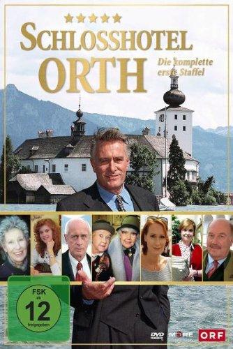 Schlosshotel Orth - Staffel 1 (3 DVD) hier kaufen