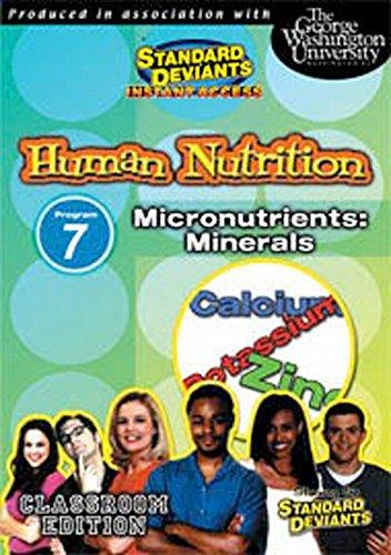 Sds Nutrition Module 7: Minerals [Instant Access]