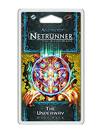 Android-Netrunner-LCG-The-Underway-Data-Pack-Card-Game