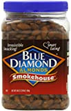 Blue Diamond Smokehouse Almonds 38oz tub