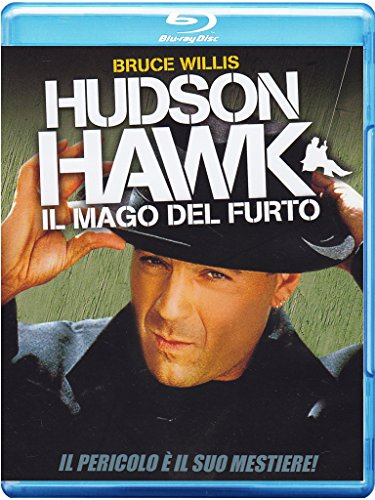 Hudson Hawk - Il mago del furto [Blu-ray] [IT Import]