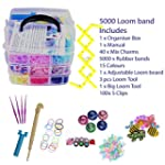 Best Online Rainbow Loom Bands Kit bo...