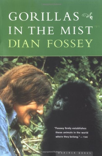 Gorillas in the Mist by Diane Fossy