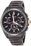 [アストロン]ASTRON 腕時計 ソーラーGPS衛星電波修正 チタン サファイアガラス 10気圧防水 SBXB075 メンズ