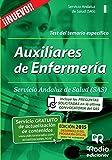 img - for Auxiliares de Enfermer a del SAS. Test del Temario Espec fico (Spanish Edition) book / textbook / text book